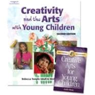 Creativity & The Arts 2E With Creative Arts Pets Pkg
