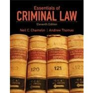 Essentials of Criminal Law, 11/e