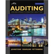 Auditing A Risk Based-Approach to Conducting a Quality Audit (with ACL CD)