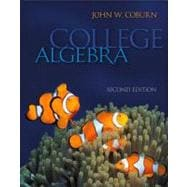Combo: College Algebra with Student Solutions Manual and MathZone Access Card