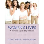 Women's Lives A Psychological Exploration Plus MySearchLab with eText -- Access Card Package