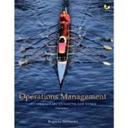 Operations Management : Contemporary Concepts and Cases with Student CD-ROM