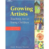Growing Artists Teaching Art to Young Children