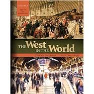 The West in the World Volume 2 with Connect 1-Term Access Card