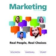 Marketing Real People, Real Choices Plus MyMartketingLab with Pearson eText -- Access Card Package