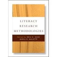 Literacy Research Methodologies