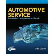 Automotive Service Inspection, Maintenance, Repair