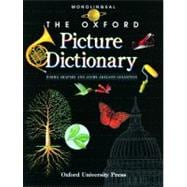 The Oxford Picture Dictionary  Monolingual Edition