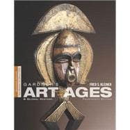 Gardner's Art through the Ages Backpack Edition, Book F (with CourseMate Printed Access Card)
