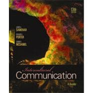 Intercultural Communication: A Reader, 13th Edition