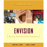 Envision: Writing and Researching Arguments Value Pack (includes MyCompLab NEW Student Access& Writing and Reading Across the Curriculum)