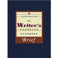 The Writer�s Harbrace Handbook, Brief Edition