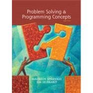 Problem Solving and Programming Concepts