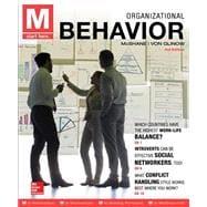 M: Organizational Behavior, 3rd REVISED Edition