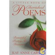 A Little Book of Cherished Poems Beautiful Poetry to Treasure
