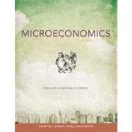 Microeconomics : Private and Public Choice
