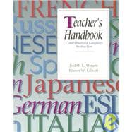 Teacher's Handbook : Contextualized Language Instruction