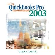 Using Quickbooks Pro 2003 for Accounting