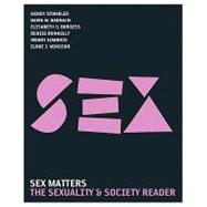 Sex Matters : The Sexuality and Society Reader