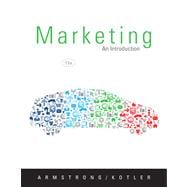 Marketing: An Introduction Plus NEW MyMarketingLab with Pearson eText -- Access Card Package