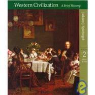 Western Civilization since 1300 : A Brief History