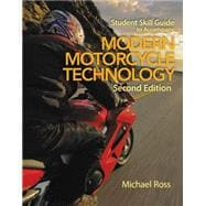 Student Skill Guide for Abdo�s Modern Motorcycle Technology, 2nd
