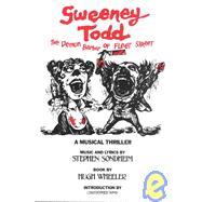 Sweeney Todd : The Demon Barber of Fleet Street 9781557830661R