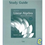 Study Guide to Linear Algebra and Its Applications, 3rd Edition