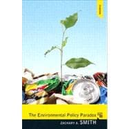 Environmental Policy Paradox, The Plus MySearchLab with eText -- Access Card Package