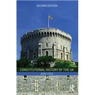 Constitutional History of the UK 9781138910676R