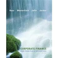 Corporate Finance : Core Principles and Applications