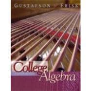 College Algebra (Book with CD-ROM and BCA Tutorial and Info Trac, Passode for Web Access)