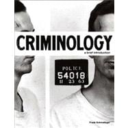 Criminology : A Brief Introduction