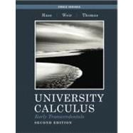 University Calculus, Early Transcendentals, Single VariablePlus NEW MyMathLab with Pearson eText -- Access Card Package