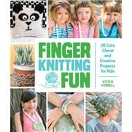 Finger Knitting Fun