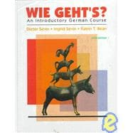 PKG:WIE GEHT'S? 5E-STUDENT TXT+LIST CASS