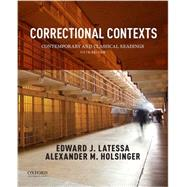 Correctional Contexts Contemporary and Classical Readings