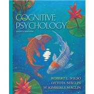 Cognitive Psychology- (Value Pack w/MySearchLab)