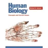 Human Biology : Concepts and Current Issues Package
