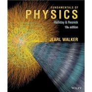 Fundamentals of Physics Tenth Edition
