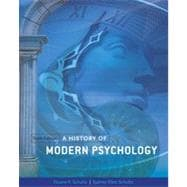 A History of Modern Psychology, 10th Edition