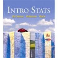 Intro Stats Value Package (includes Student's Solutions Manual for Intro Stats)