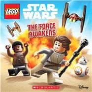 The Force Awakens: Episode VII (LEGO Star Wars: 8x8) 9780545940726R
