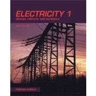 Electricity 1 Devices, Circuits & Materials