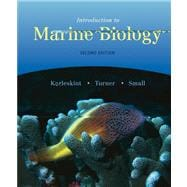 Introduction to Marine Biology with Infotrac