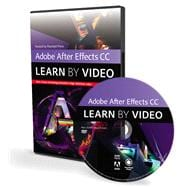 Adobe After Effects CC Learn by Video