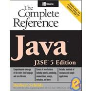 Java : The Complete Reference, J2SE 5 Edition