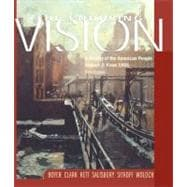 Enduring Vision from 1865 Vol. 2 : A History of the American People