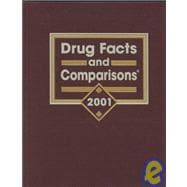 Drug Facts and Comparisons 2001