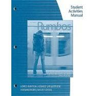 Student Activities Manual for Pellettieri/Lopez-Burton/Hershberger/Gomez/Navey-Davis' Rumbos